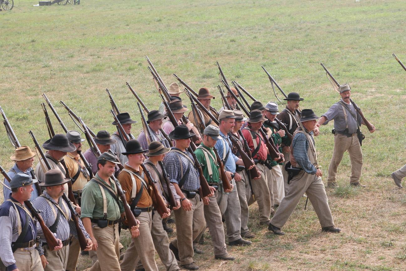 civil war reenactment dating